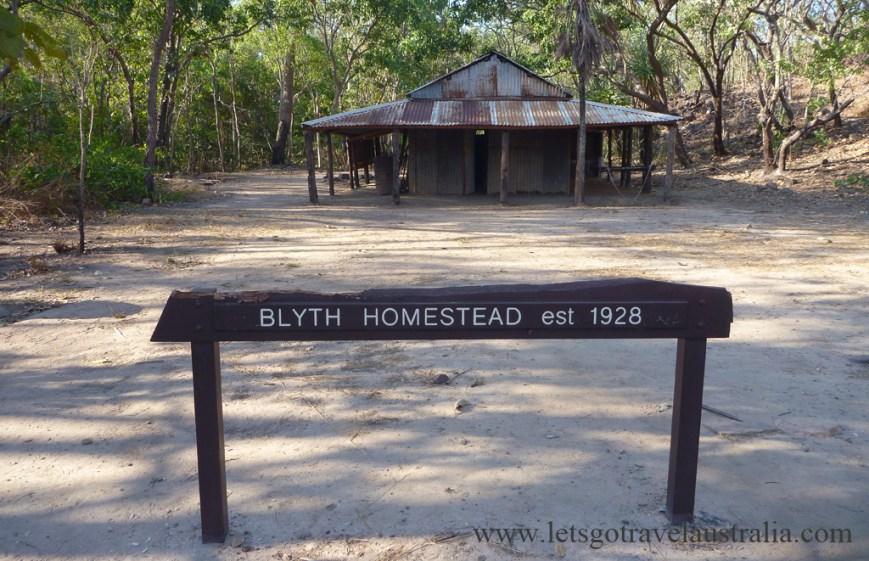 Blyth-Homestead