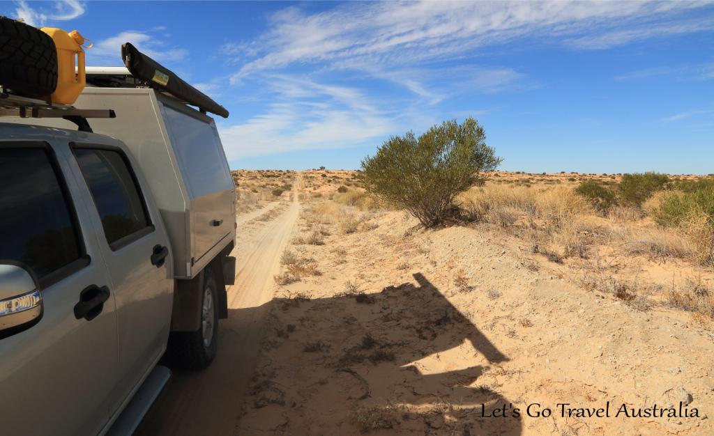 Simpson Desert – Rig Road