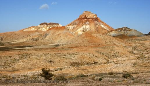 Painted Desert, SA