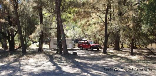 Bingara Camping area 4