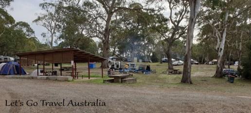 Sheba Dams Camping 3