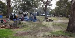 Sheba Dams Camping 6
