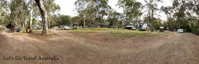 Sheba Dams Camping 8