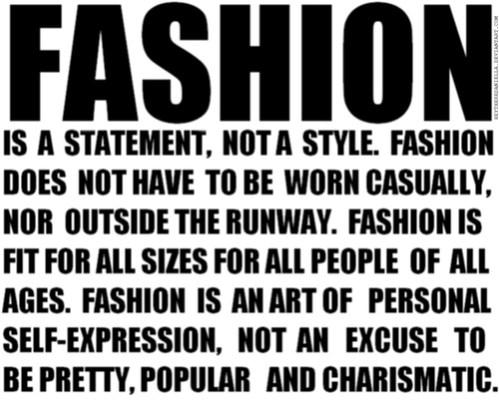 Fashion Therapy – #IAM