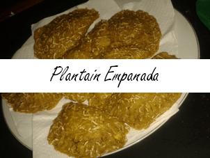 Baked Empanada (gluten free)
