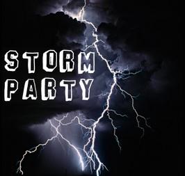 Matthew's Storm Party