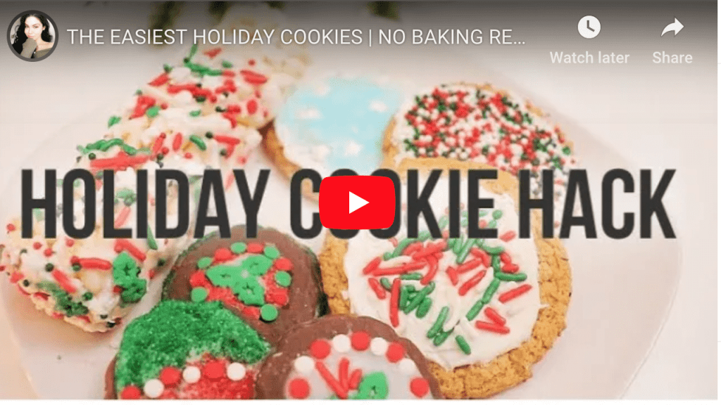 Holiday Cookies by Kyra Ann
