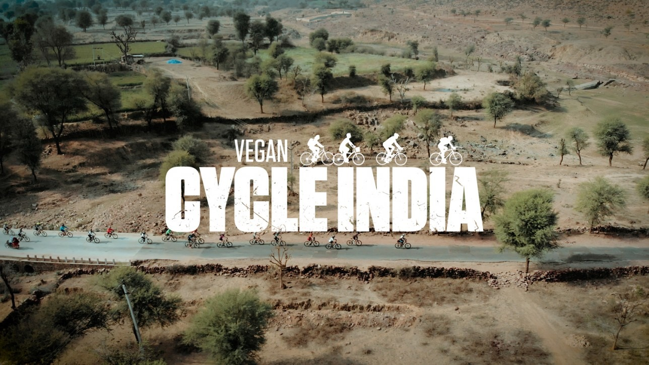 Veganuary heads to India to spread the word