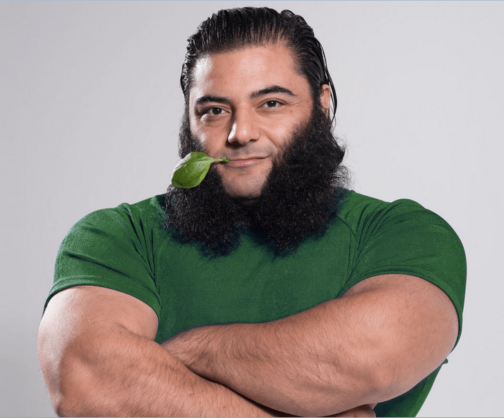 Want to know what a vegan strongman eats in a day?