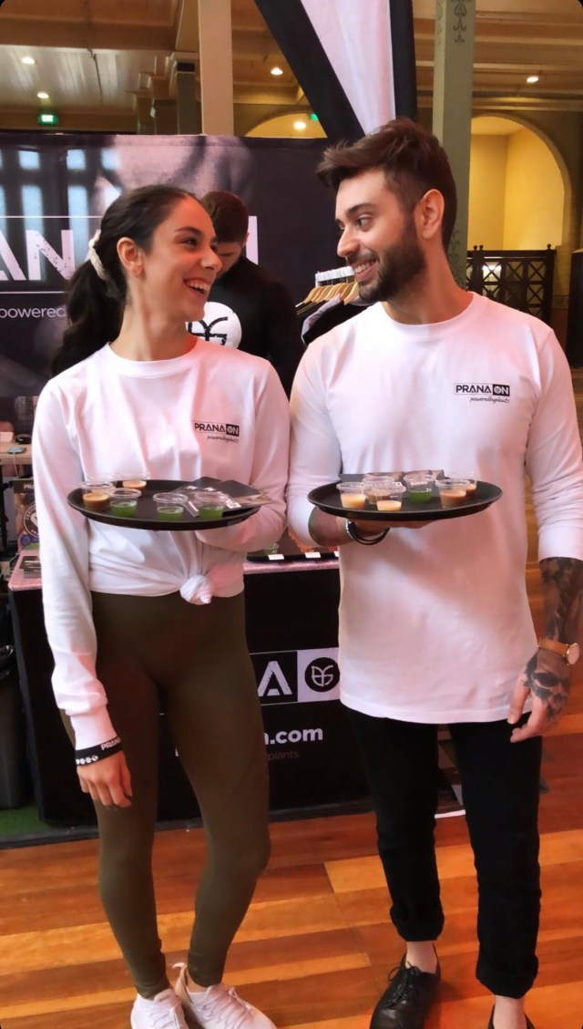 A Vegan Chat With Lauren & Adam