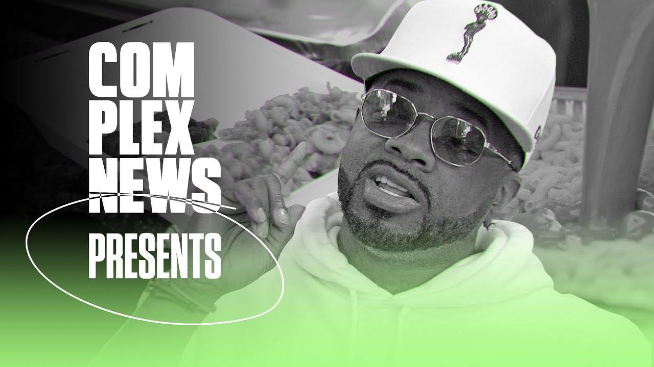 Is Hip Hop going Vegan?