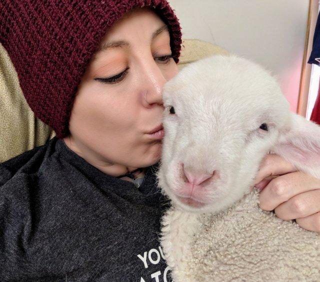 A Vegan Chat With Animal Activist Kristy Algar