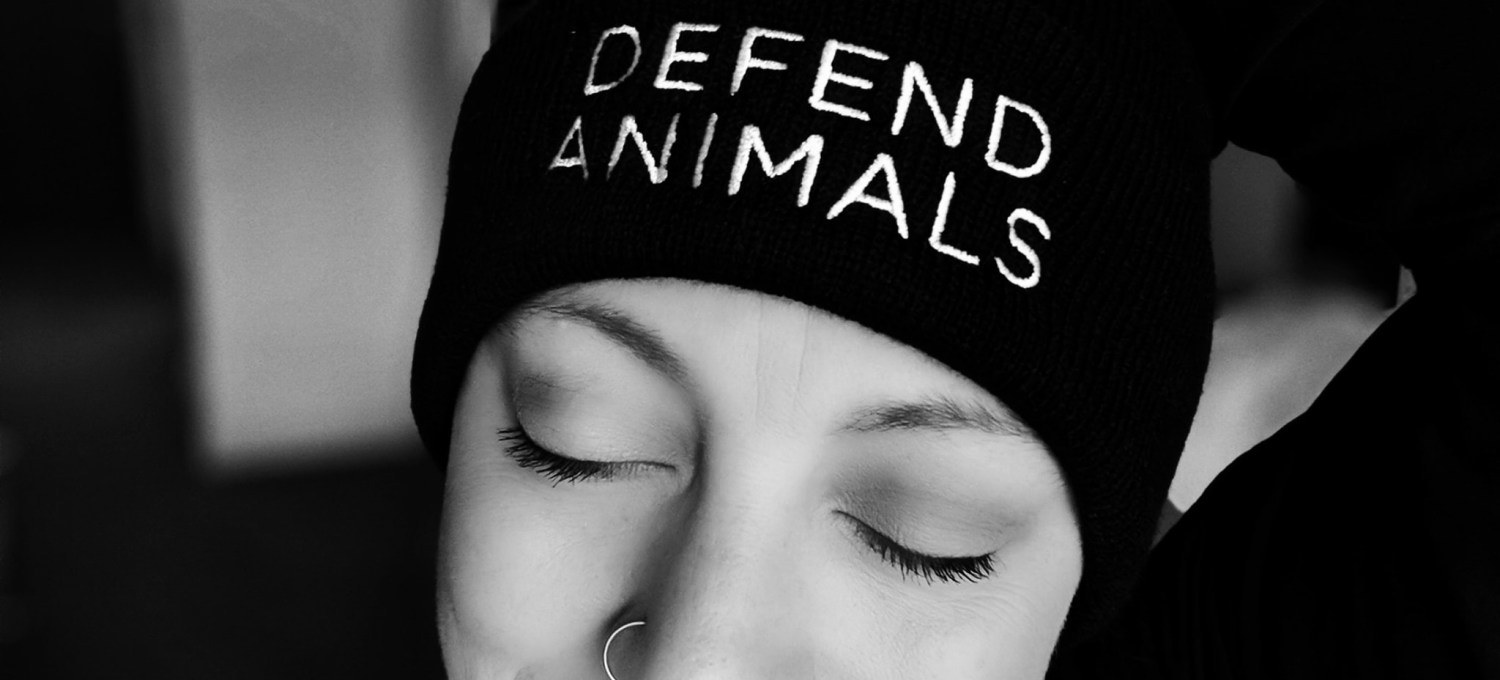 A Vegan Chat With Animal Activist Kristy Alger