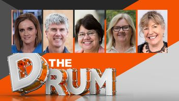 James Aspey talks food on ABC's The Drum