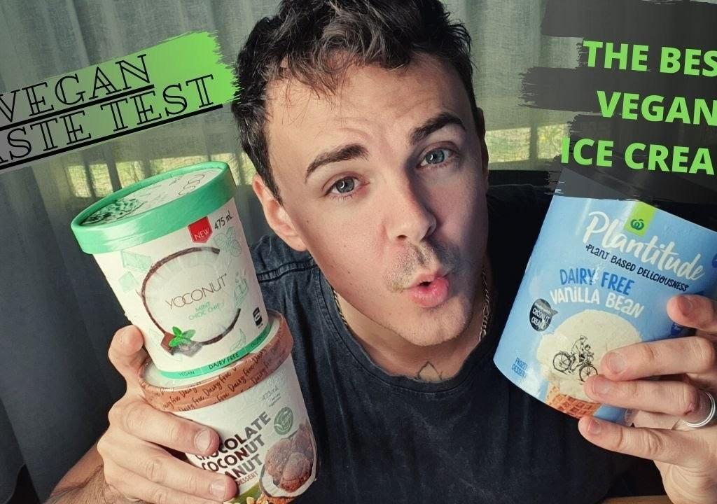 That Vegan Dad reviews summer vegan ice cream