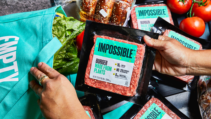 Impossible Foods raise a further $500m in funding