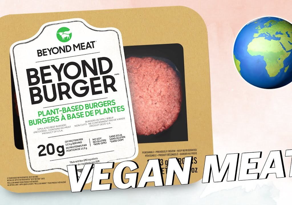 Why Plant-based meat is better for the environment & the animals