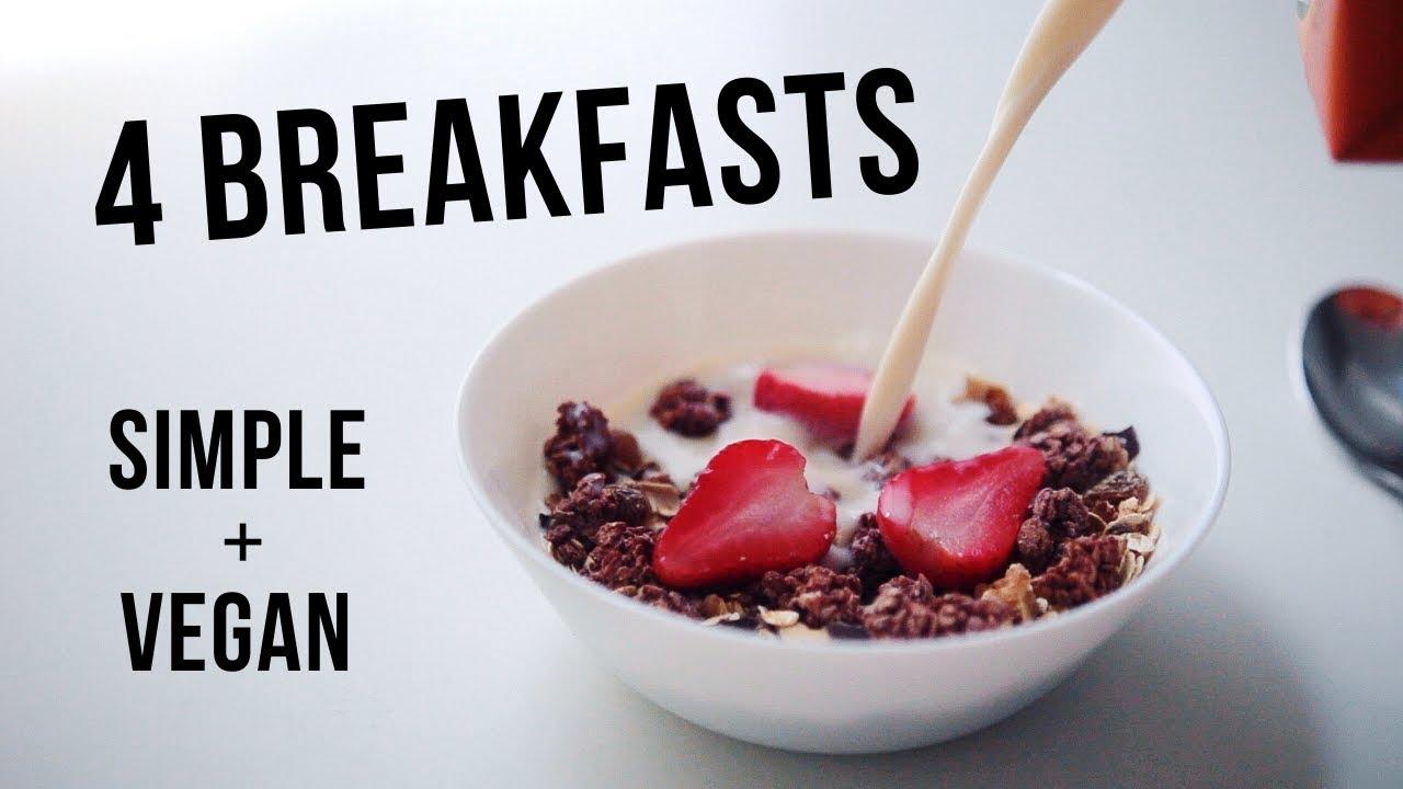 Mina Rome shares 4 vegan breakfast ideas for quarantine