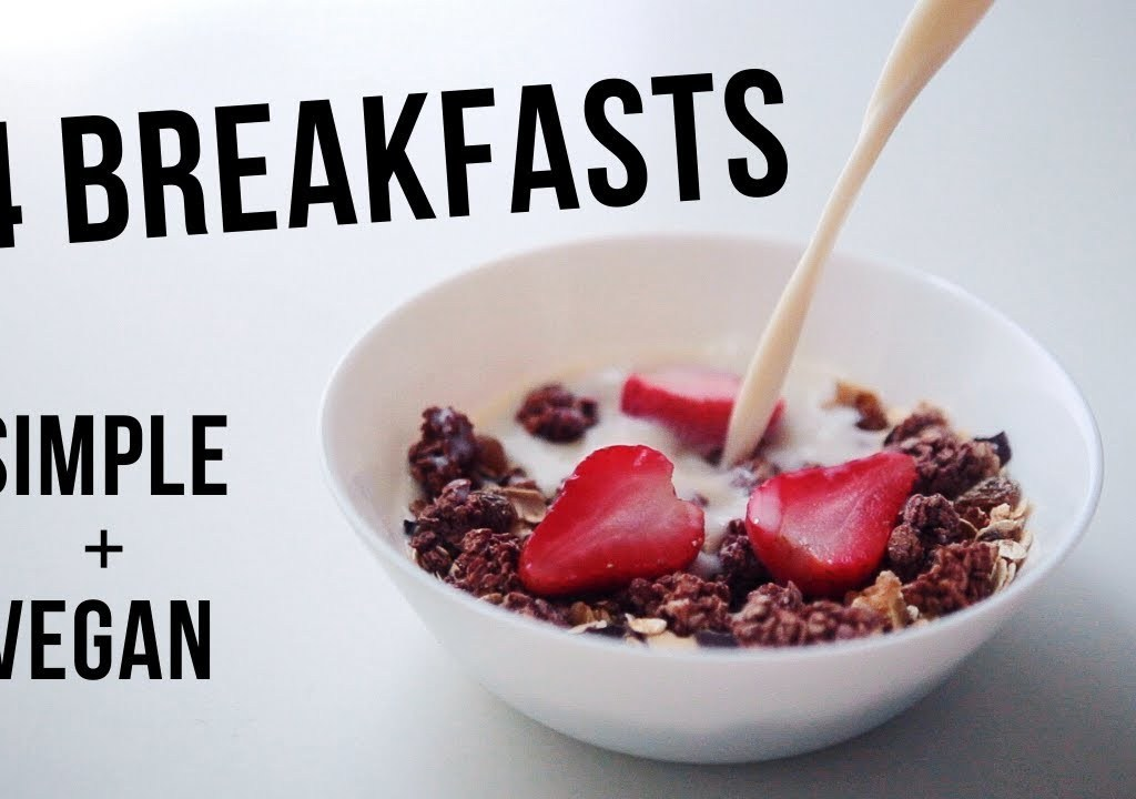 Mina Rome shares 4 vegan breakfast ideas for quarantine