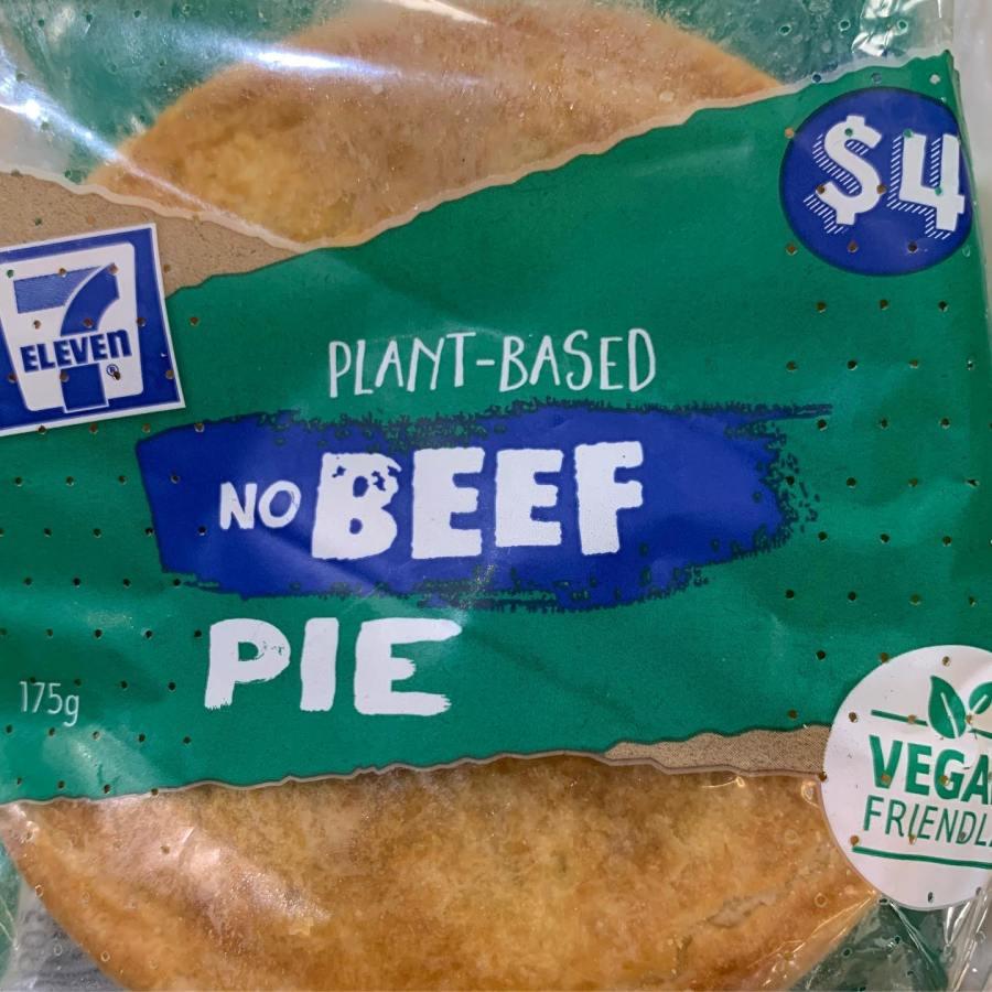 7 Eleven is now Vegan Heaven