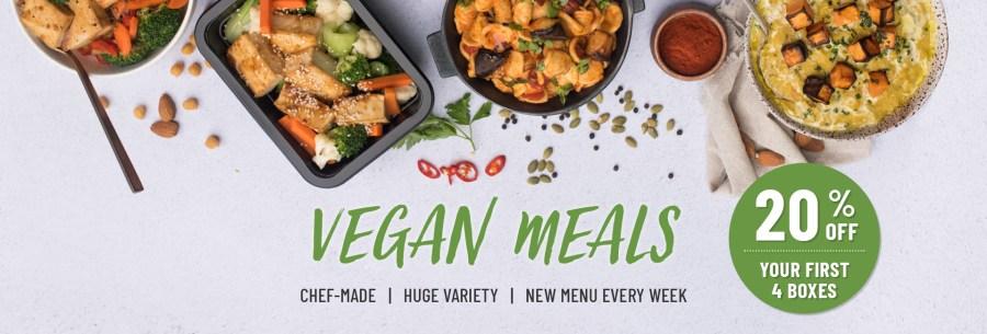 Chefgood launch Vegan range