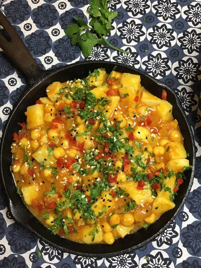 Vegan Dinner Ideas for this week