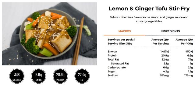 Chefgood Vegan Meals Review