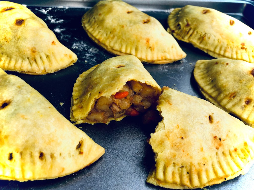 Vegan Cornish Pasties