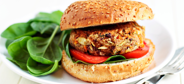 7 Veggie Burger and Wine Pairings