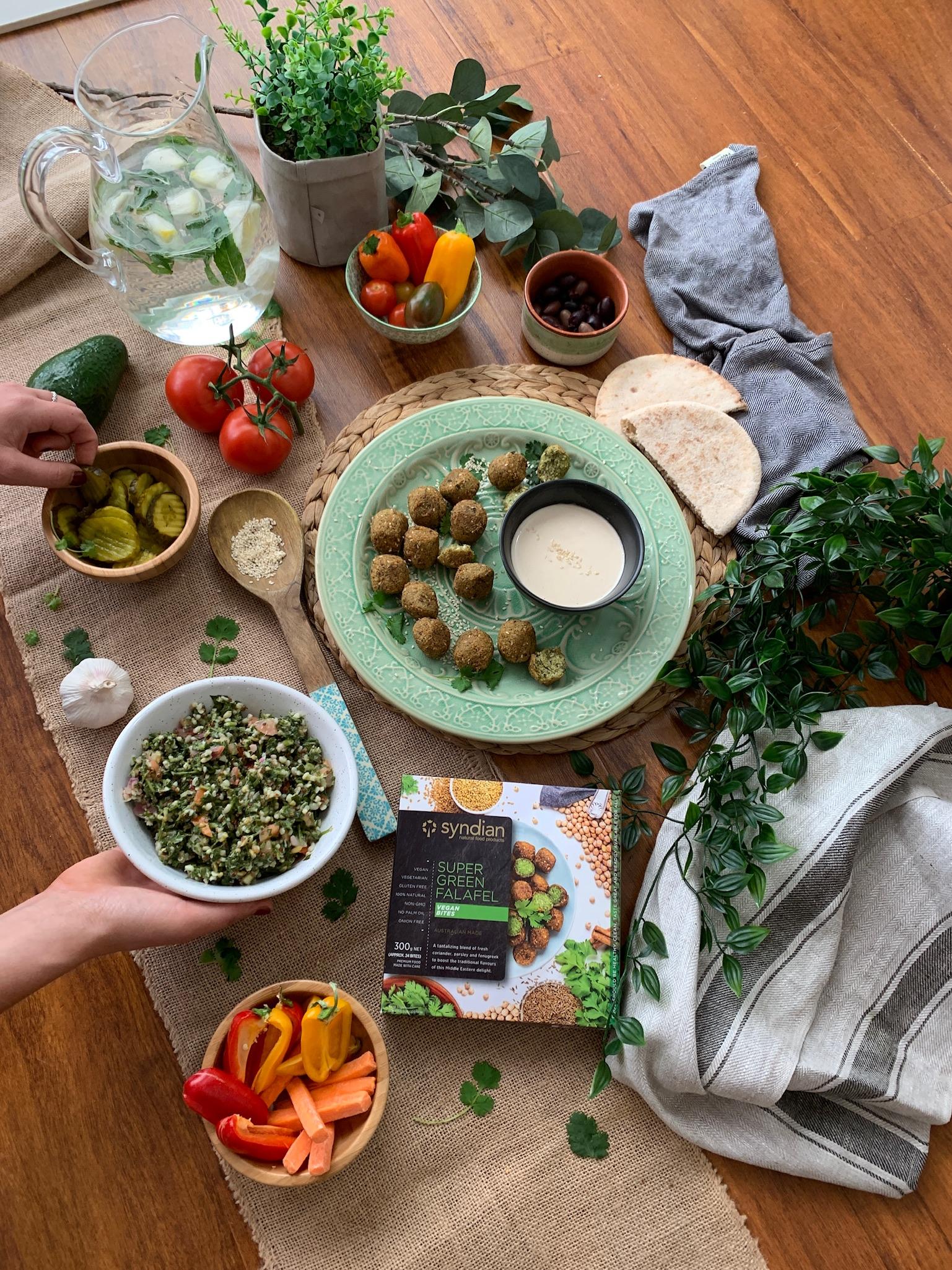 Syndian Natural Food celebrate 20 years of amazing vegan food