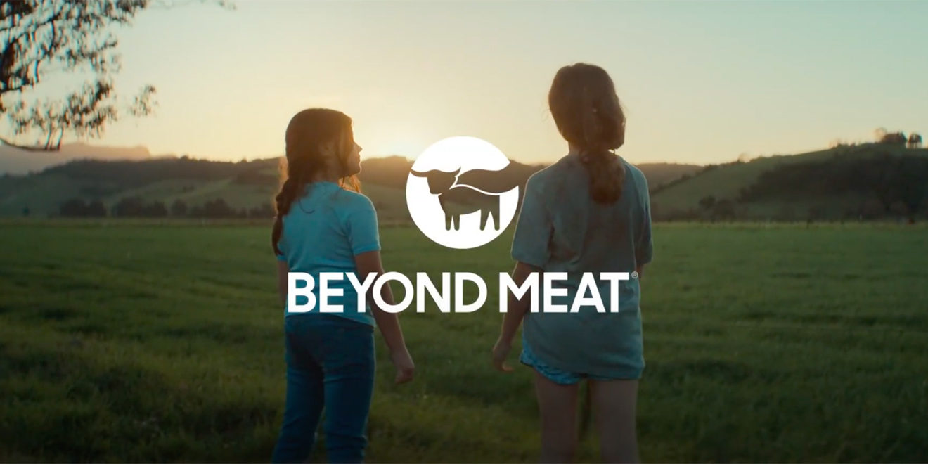 Beyond Meat Launch Ad Campaign