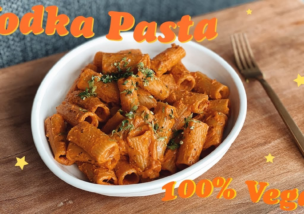 Vegan Vodka Pasta