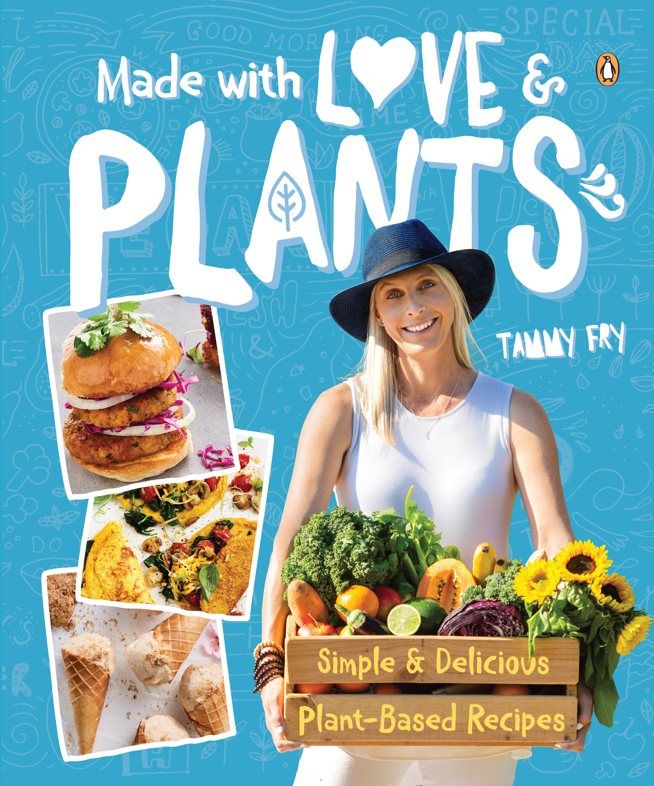 Tammy Fry launches new plant-based cookbook and lifestyle guide
