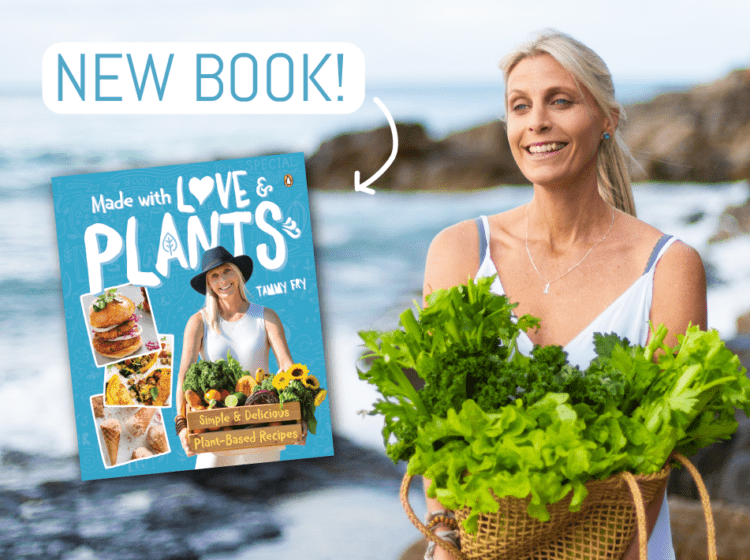 Tammy Fry launches plant based cookbook