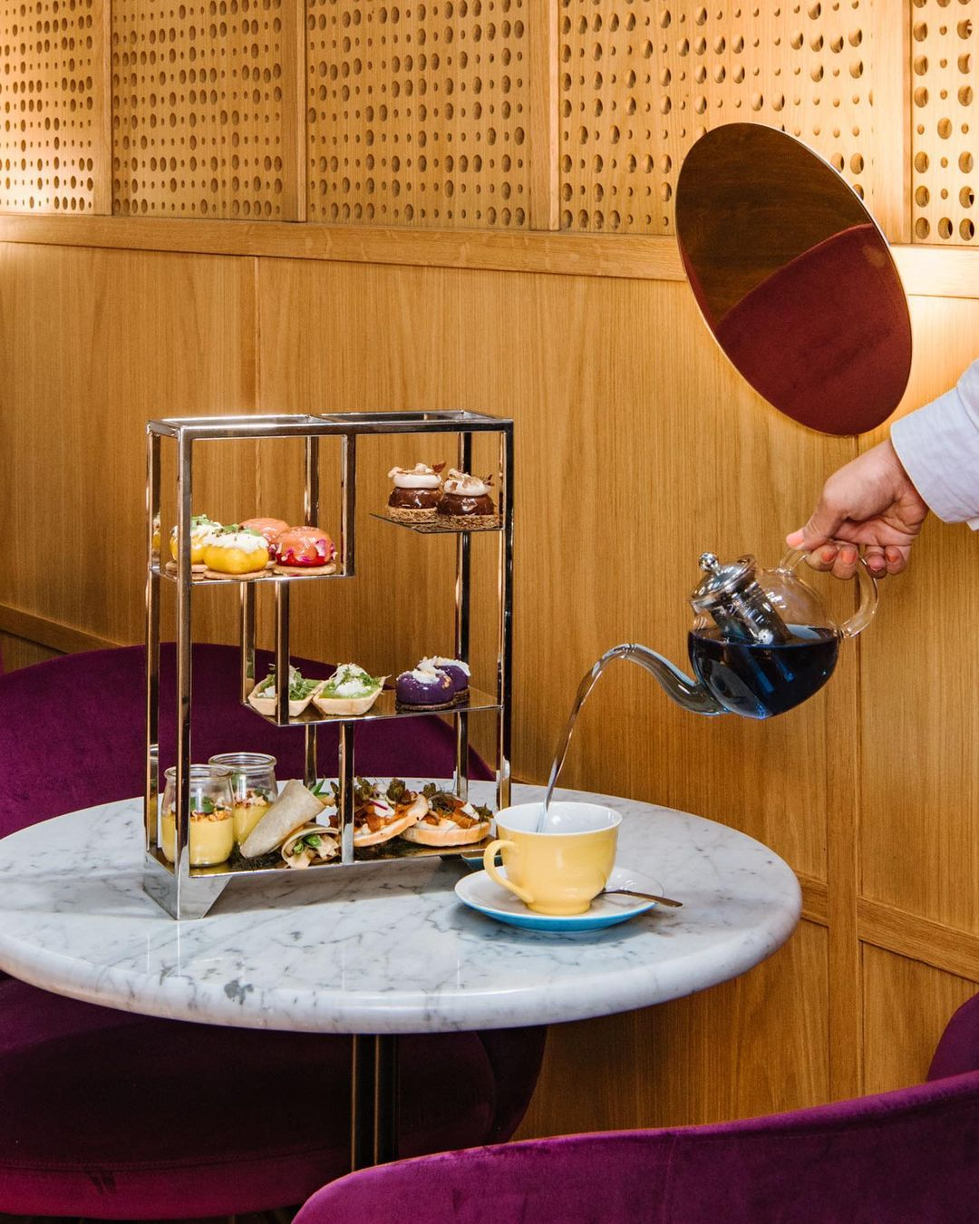Alibi Sydney now offer High Tea to go!