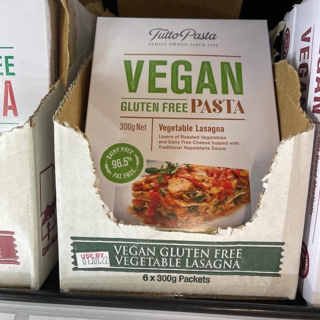 Vegan finds this week at Woolworths