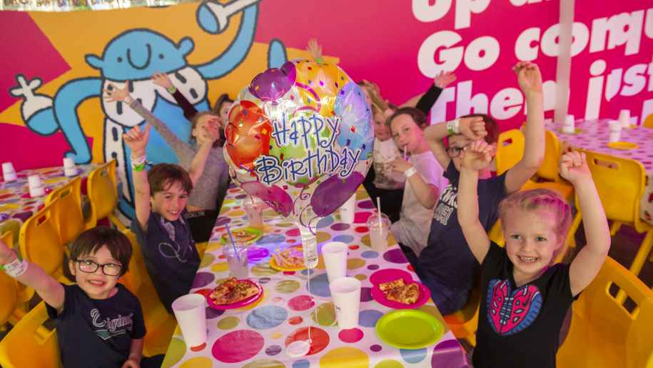 Birthday Party Ideas Lets Go With The Children