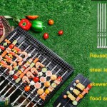 BBQ Grill Skewer