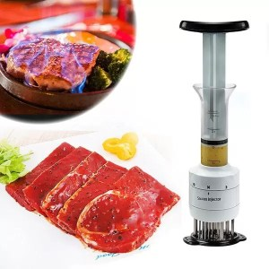 Sauces Injector8