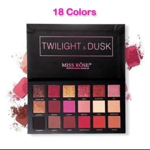 Miss Rose – Twilight Dusk Palette 7