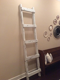 Rustic Ladder - Heavy