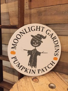 Moonlight Gardens Pumpkin Patch