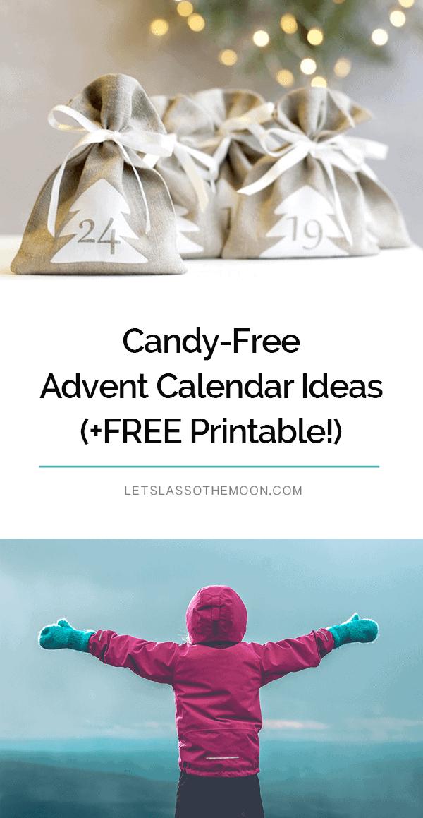 These Christmas advent calendar ideas are just too cute #adventcalendar #christmas #printable *Loving this post with advent calendar ideas that go beyond chocolate