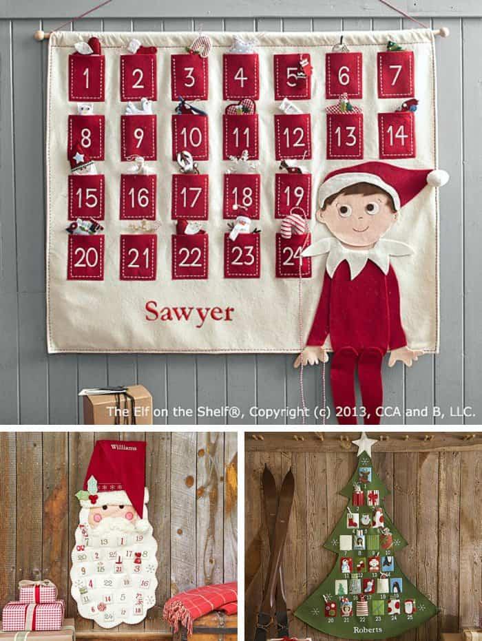 Candy Free Advent Calendar Ideas Free Advent Calendar