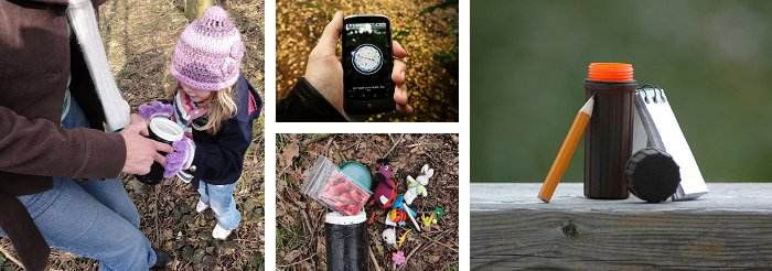 {10 Must-Try Ideas for Outdoor Fall Play} *Including geocaching