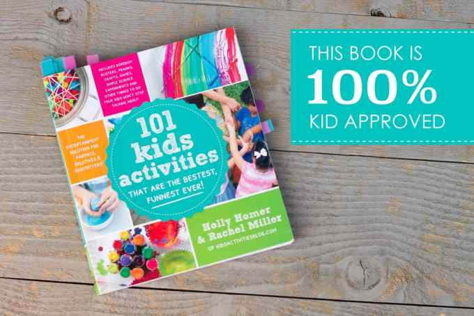 Everyday Boredom Busters for Kids: 101 Kids Activities That Are the Bestest, Funnest Ever!