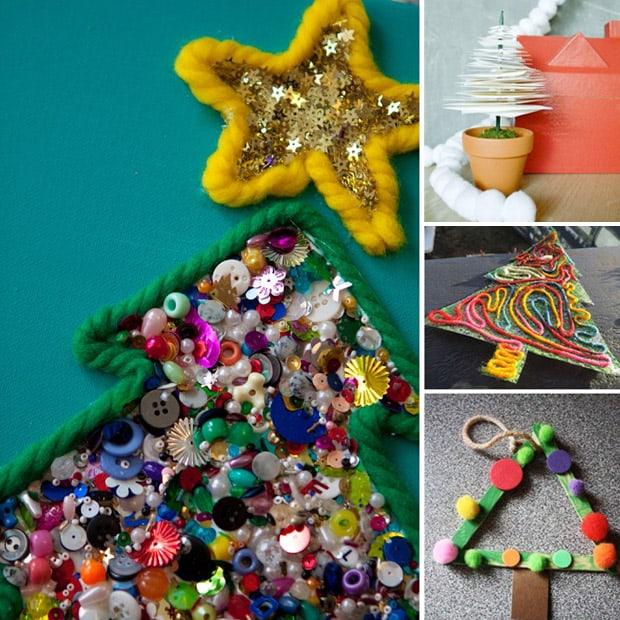 O Tannenbaum! 10 Christmas Tree Crafts for Kids