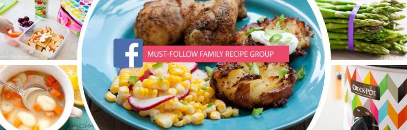 facebook recipes