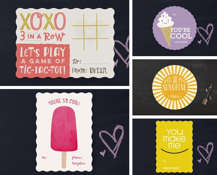 Most Popular Classroom Valentines *So cute