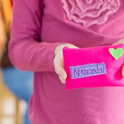 Handmade Valentines Envelopes: An Easy DIY Sewing Activity for Kids